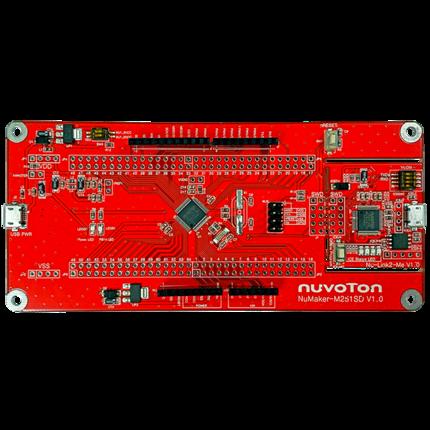 新唐NuMaker-M251SD 开发板