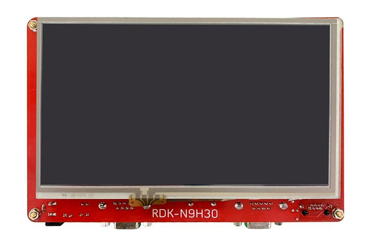 新唐NuMaker-emWin-RDK-N9H30 开发板