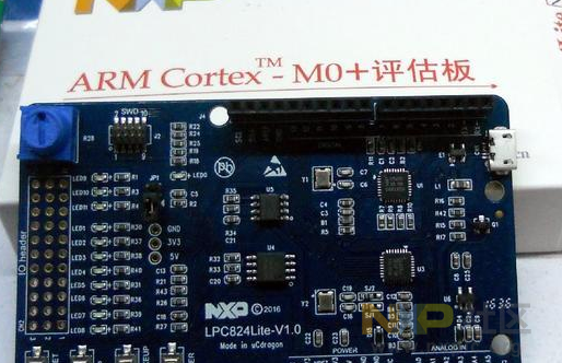 NXP LPC824Lite开发板
