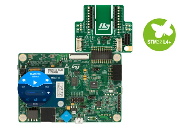 STM32L4R9I-DISCO