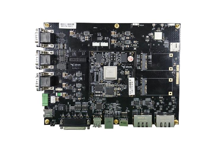 高性能工业数据网关系统:JN-IGH57x