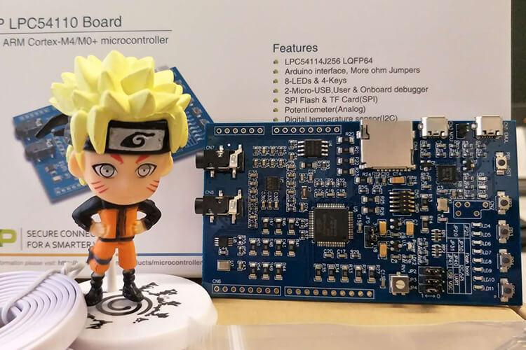 NXP LPC54110 Board开发套件